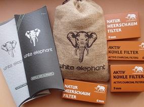 Čističe a filtry od slona