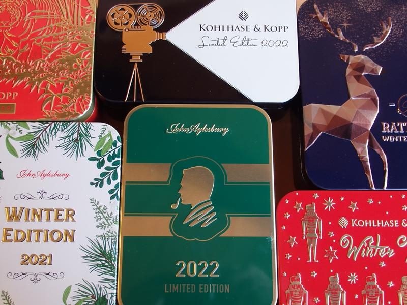 Nové výroční tabáky již na trhu