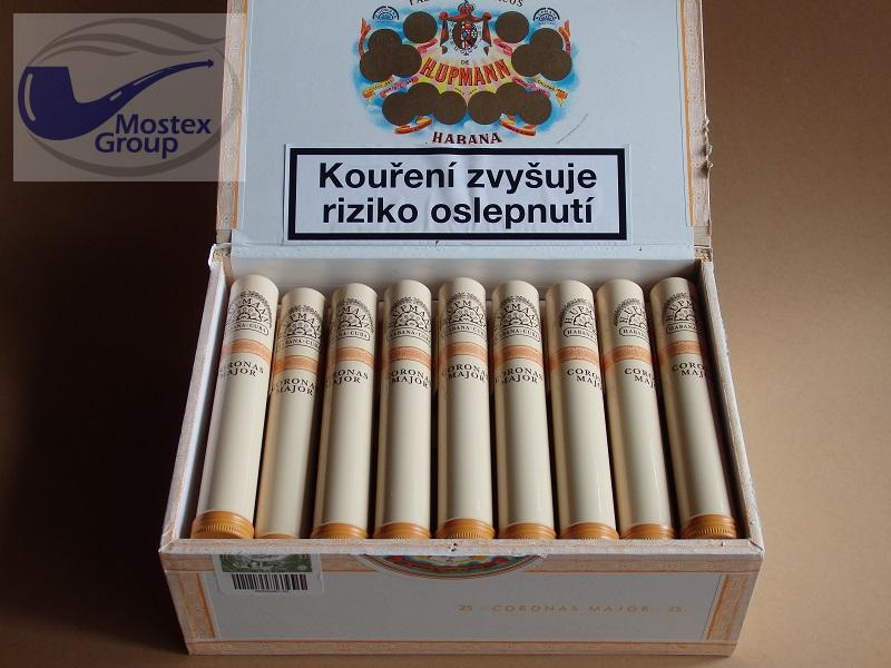 doutníky H.Upmann 25 Coronas Major Tube