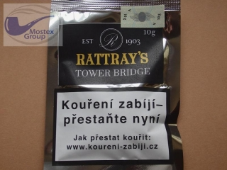 dýmkový tabák Rattray´s Tower Bridge 10g
