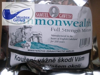 dýmkový tabák Samuel Gawith Commonwealth Mixture 250g