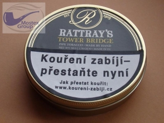 dýmkový tabák Rattray´s Tower Bridge 50g